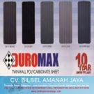 Atap Transparan Polycarbonate Duromax