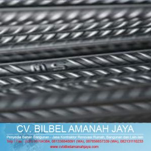 Besi Beton Ulir Master Steel