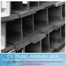 Besi H Beam Pabrik Krakatau Steel