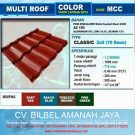 Genteng Metal Multi Roof