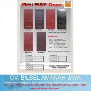 Pintu HDF Excellent Door