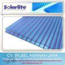 Atap Transparan Polycarbonate Solarlite