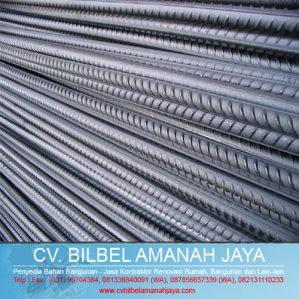 Besi Beton Ulir Pabrik Krakatau Steel