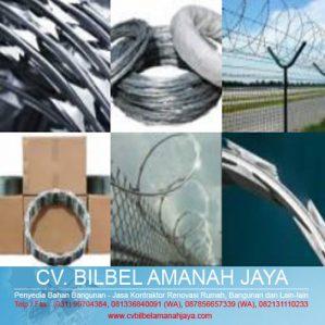 Kawat Silet (Razor Wire)
